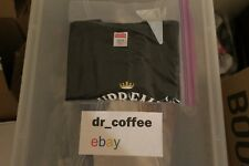Supreme Bored to Death Black Tee Size XL X-Large New Victoria