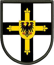 BLASON teutonic GM patch, écusson, pin, aufbügler.