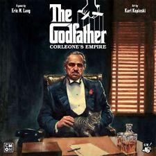 The Godfather: Corleone's Empire Board Game NEW