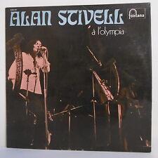 """33 tours Alan STIVELL Disque Vinyle LP 12"""" A L'OLYMPIA -FONTANA 6325321 F Réduit"""