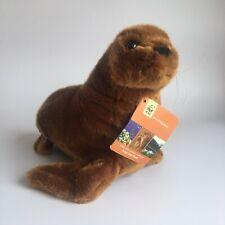 WWF Soft Toy Animals Seal Sea Lion Marine Animal With Tags Anna Club Plush