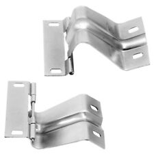 1967-1970 Mustang Fastback Trap Door Hinge Pair Behind Rear Seat  Dynacorn 3662A