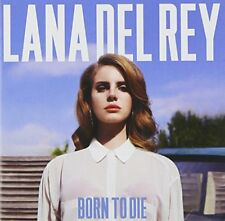 Lana Del Rey - Born to Die - Lana Del Rey CD FAVG The Cheap Fast Free Post The
