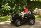 6V Ride On Toy Classic Bronco Ages 3 To 5 With A Maximum Weight Of 60 lbs Black