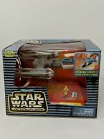 Micro-Machines Star Wars: Y-Wing Starfighter Gold Leader and R2 Unit 1996