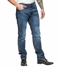 Men Motorcycle Pant RegularFit Aramid Reinforced Jeans Made With DuPont™ Kevlar®