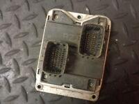 2000 VAUXHALL CORSA 1.2 16V ENGINE CONTROL UNIT ECU 0261204475 / 90532610 RZ