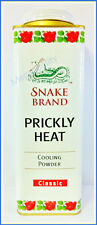 Prickly Heat Powder Snake Brand Classic Cooling Fresh 280 g.