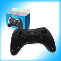Wireless Classic Pro Game Controller Joystick Gamepad For Nintendo Wii U NEW