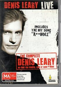 Denis Leary Live - The Complete Denis Leary (DVD, 2007)   #zzz 1
