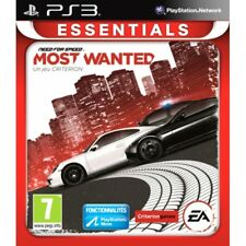 Need for Speed Most Wanted 2012 Essentials Ps3 Game