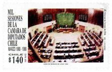 Chile 1999 #1939 Mil Sesiones de la Camara de Diputados de Chile  MNH
