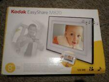 "Kodak EASYSHARE SV710 7"" Digital Picture Frame - Used - Bundle - Camera works"