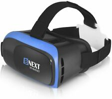 VR Headset Compatible with iPhone & Android Phone - No Remote - Universal