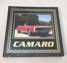 EASTON PRESS Anthony Young CAMARO (NEW SEALED) Leather Automobile Muscle Car