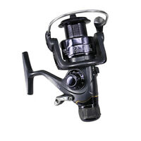 Left/Right Spinning Reel Front&Rear Drag Coarse Big Game Carp Fishing Feeder
