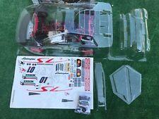 VRARE VINTAGE RC CAR 1/8 BERGONZONI FLASH THORSEN ROSSI 21 Lamborghini Diablo