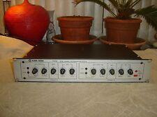 Klark Teknik DN50, Dual Channel Reverberation System, Spring Reverb, Eq, Vintage