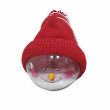 Christmas Snowman Hanging Ball Doll Party Decoration Xmas Tree Pendant Chic