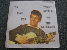 Tommy Steele with the Steelmen-It´s Time for 7 PS-6 Tracks-Diamond Record-DR3005