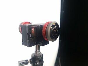 GoPro Hero4 BackBone Air - Modified with Entaniya 220 Degree Lens - USED