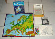 DIPLOMACY - Avalon Hill 1 ed 1976 OTTIMO Strategia diplomazia