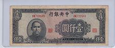 Chinese 1000 Yuan Banknote (ND)