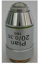 New Metallurgical Microscope 20X Plan Achromatic Objective Lens