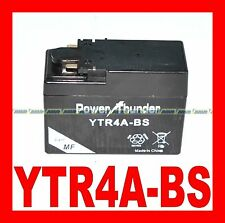 BATTERIE MOTO E SCOOTER YTR4A-BS PT-BATTERY = YUASA YTR4A BS Y T R 4 A B S