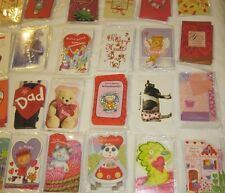 Wholesale lot 200 Greeting Cards and Envelopes Valentine's Day NEW many designs