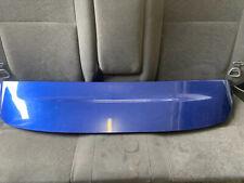 Seat Ibiza Cupra 6k2 1.8t 99-02 Rear Wing Spoiler Blue