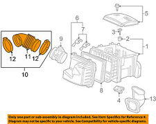 GM OEM Air Cleaner-to Intake Tube Duct Hose 15192882