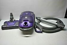 Kenmore 600 Series Bagged Canister Vacuum w/ Pet PowerMate - Purple - 81614