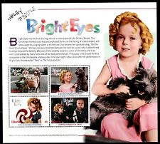 SELLOS TEMA CINE LIBERIA 2001 SHIRLEY TEMPLE /BRIGHT EYES MH 4v.