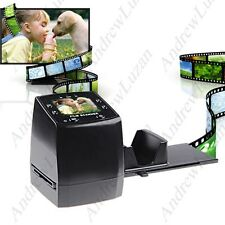 "5MP 35mm Film Digital Scanner Scanistor Handy-scan 2.36"" TFT Screen"