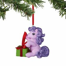 """My Little Pony Blossom Hanging Christmas Ornament 3.5"""" NWT"""
