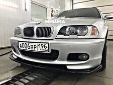 Front lip / splitter for the M-TECH front bumper bmw 3 series e46