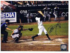 Austin Jackson Signed Autographed 8x10 Photo - w/COA Thunder Yankees Tigers