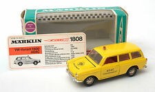 Marklin (Germany) Rak 1800 Series 1:43 VW Variant 1600 ADAC No.1808 1960s-70s