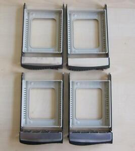 8x Supermicro Hot Swap Caddy Drive MCP-220-00024-0B