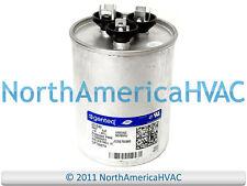 GE Genteq Capacitor Round 40/4 uf MFD 440 volt 27L549