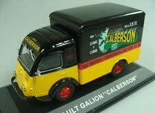 CAMION RENAULT GALION TRANSPORT CALBERSON PUBLICITAIRE 1/43 IXO ALTAYA