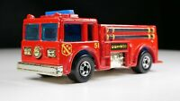 Hot Wheels Fire Eater Truck Diecast 1:64 Loose 1976 Hong Kong VINTAGE CLASSIC