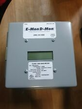 E-Mon D-Mon Class 1000 Meter Single Phase kWh Meter 100 Amps - 3 Wire