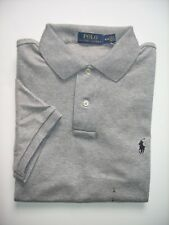 Men Polo Ralph Lauren SOFT TOUCH Interlock Polo Shirt S M L XL XXL STANDARD FIT