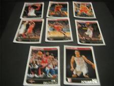 New listing 2014/15 Panini NBA Hoops Houston Rockets Team Set 8 Cards