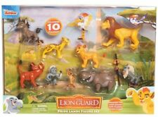 Disney The Lion Guard Deluxe Figure Set Kids Animals Figure Lions Character Toy