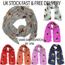 Sciarpe, foulard e scialli da donna dal Regno Unito