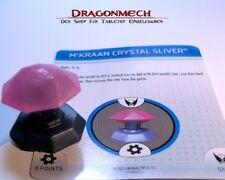 Heroclix wolverine & the x-MEN s101 M 'Kraan Crystal suzerain