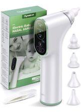 Nasensauger Baby Elektrisch, DynaBliss Nasensaug Baby Staubsaug USB Aufladen Med